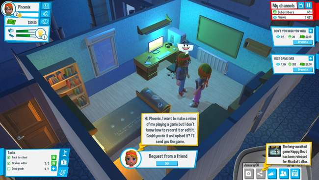 download games the sims untuk laptop