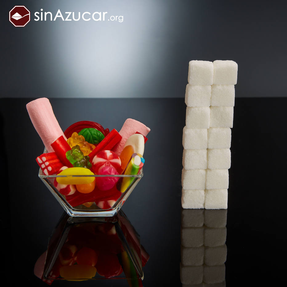 acucar presente nos alimentos%2B%25288%2529 - Fotos incríveis da quantidade de açúcar presente nos alimentos