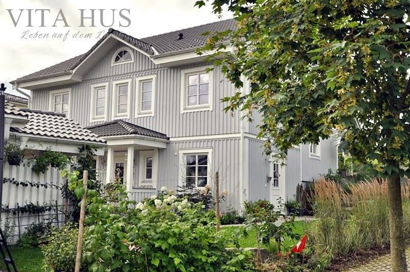 unser schwedenhaus von aussen vitahus. Black Bedroom Furniture Sets. Home Design Ideas