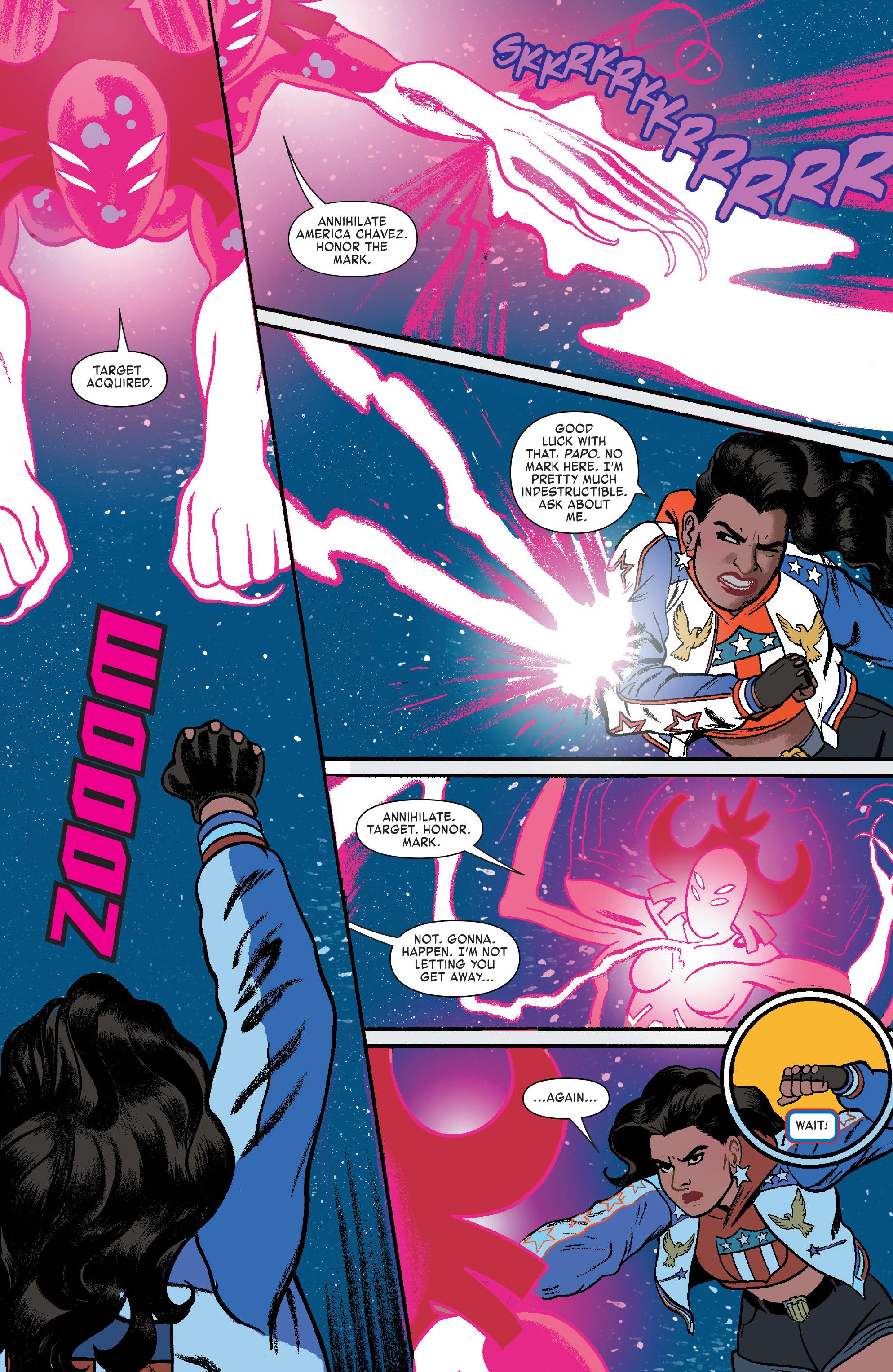 Read online America (2017) comic -  Issue #4 - 6