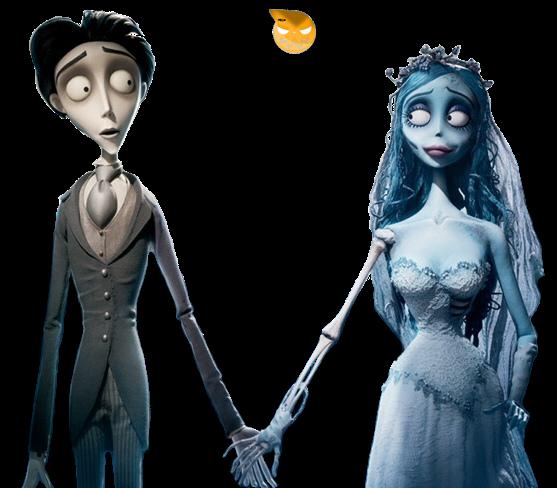 Render La novia Cadaver