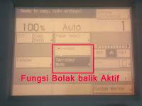 Belum tahu Fungsi Change Auto clear time mesin fotocopy?, baca dulu