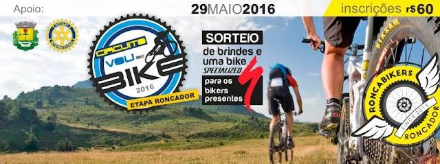 Aberta Inscrições do Circuito Vou de Bike – Etapa Roncador