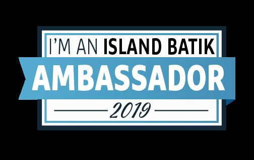 2019 Island Batik Ambassador