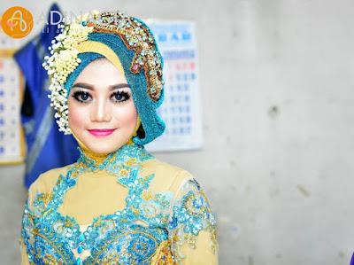 Model Hijab Pengantin Terbaru yang Menarik