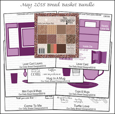 2018 May Bread Basket Bundle