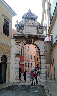 Rovinj stari grad
