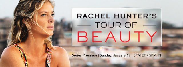 rachel hunter's tour of beauty, sky italia, rachel hunter, fashion need, valentina rago, rachel hunter beauty super model, new zealand