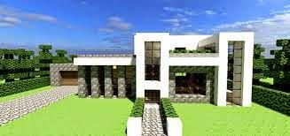 Tuttogames tipi di case per la survival in minecraft for La casa moderna