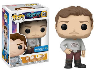 Pop! Marvel: Star-Lord with Gear Shift Shirt.