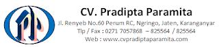 Lowongan Kerja Apoteker di CV Pradipta Paramita - Palur Karanganyar