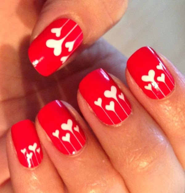 10 Romantic and Lovely Nail Art Design For Your Love - Nail Designs ...
