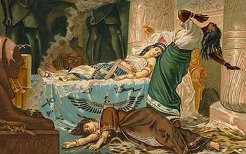 Kleopatra'nın Ölümü