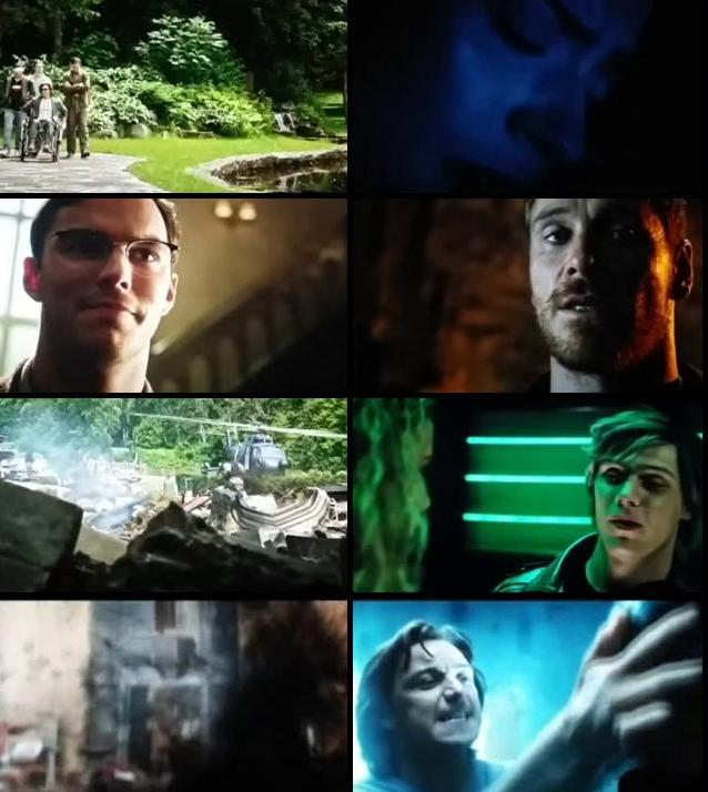 X-Men Apocalypse 2016 English 720p HDCAM