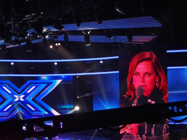 X Factor 2013 Italia terza puntata giudici simona ventura