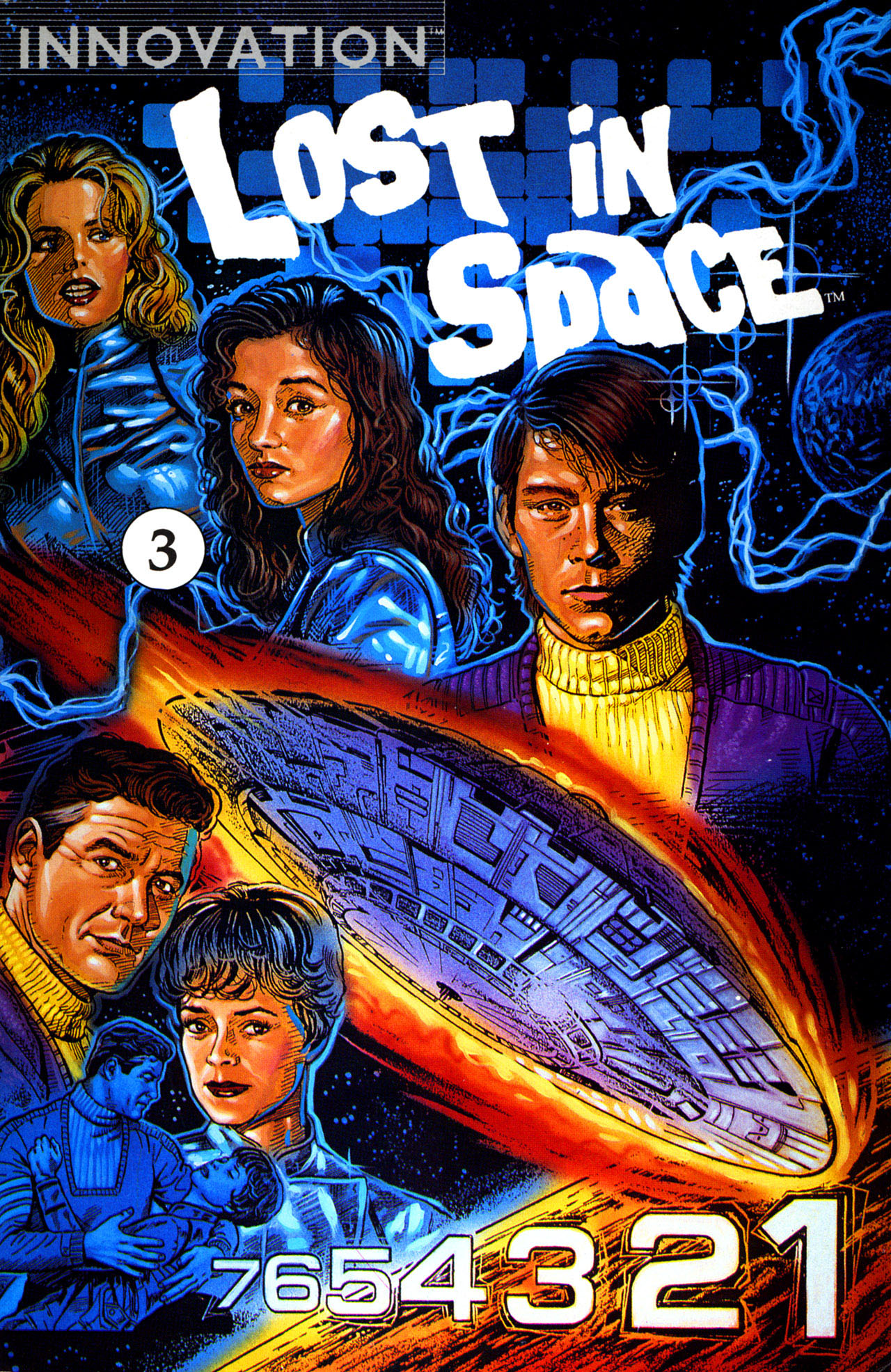 Lost in Space (1991) 3 Page 2