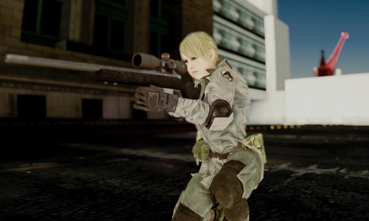Rose Glen North Dakota ⁓ Try These Mgsv Sniper Wolf Mod