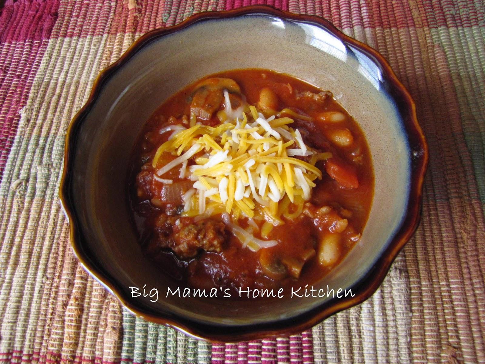 Fresh Big Mama's Home Kitchen: 11/1/10 - 12/1/10 MS89