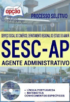 apostila concurso SESC-AP 2017