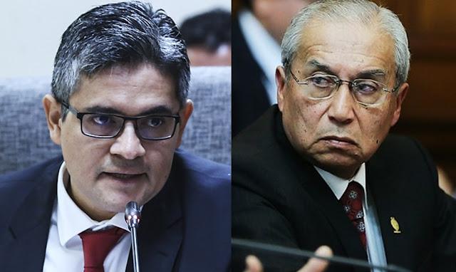 José Domingo Pérez solicita denunciar a Chávarry por presunto encubrimiento