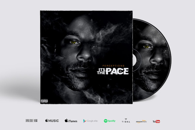 "TORONTO HIPHOP >> ItsthePACE shows and proves with upcoming rap project ""Perceptions"""