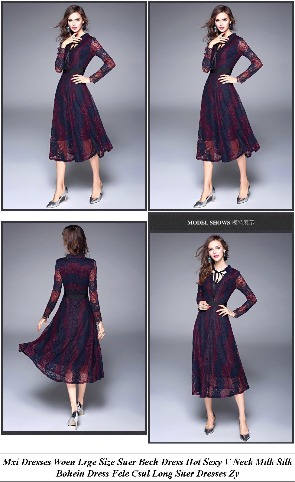 Homecoming Dresses - Dress Sale Uk - Polka Dot Dress - Cheap Clothes Online Shop