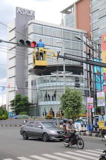 Empat Simpang di Purwokerto Dilengkapi Kamera Fixed