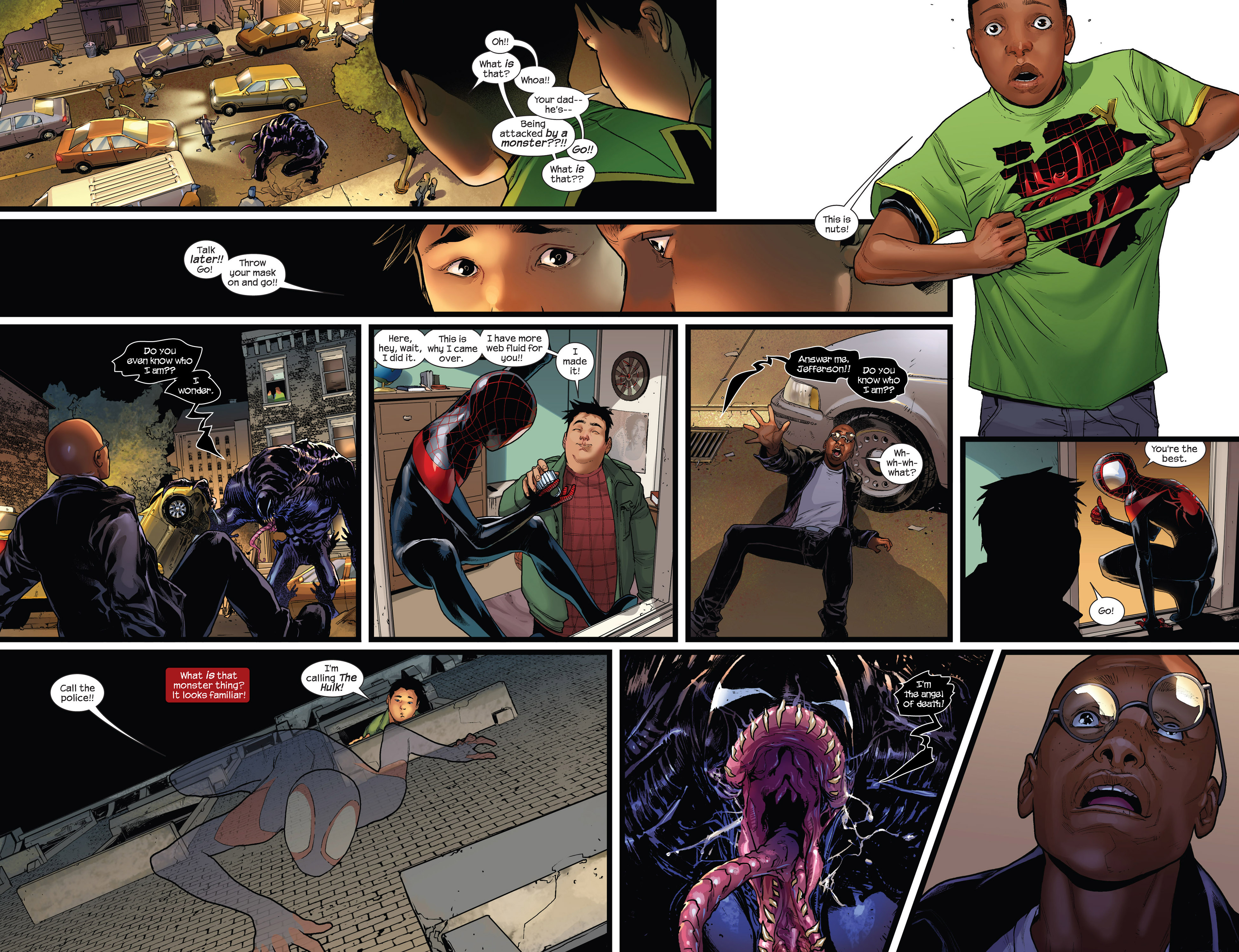 Read online Ultimate Comics Spider-Man (2011) comic -  Issue #20 - 5