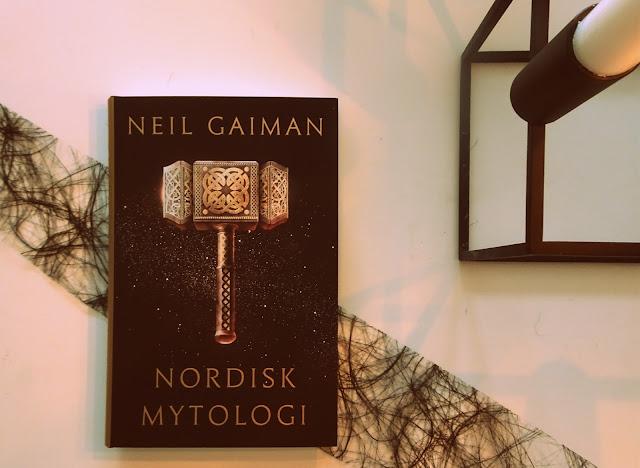 Neil Gaiman Nordisk Mytologi