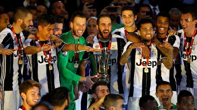 Sudah Satu Titel, Juventus Kini Fokus ke 'Hadiah-Hadiah Utama'