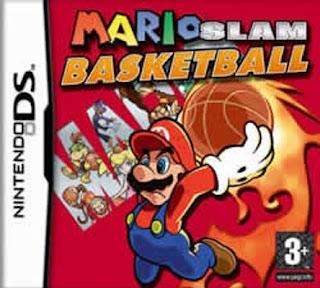 Mario Hoops 3 on 3, Mario Slam Basketball, NDS, Español, Mega, Mediafire