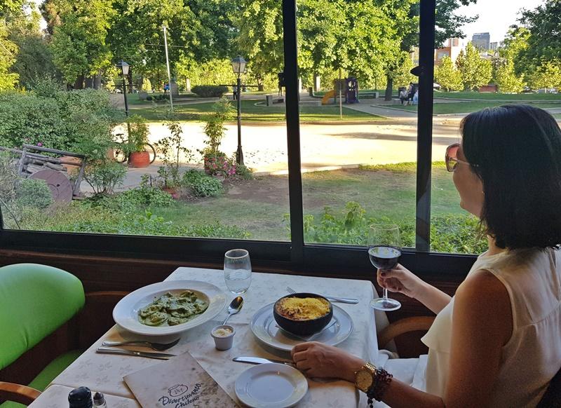 Onde comer em Santiago: Restaurante Divertimento Chileno