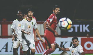 Persija vs Persebaya 1-1 Highlights