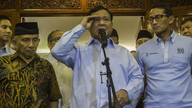 SMRC: Hoaks Ratna Sulitkan Prabowo Gandeng 'Undecided Voters'