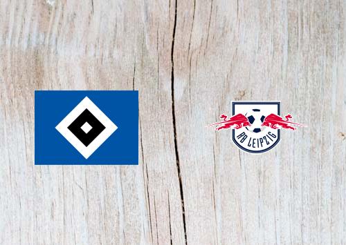 HAMBURGER SV VS RB LEIPZIG
