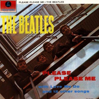 The Beatles - Please Please Me on Please Please Me Album (1963)