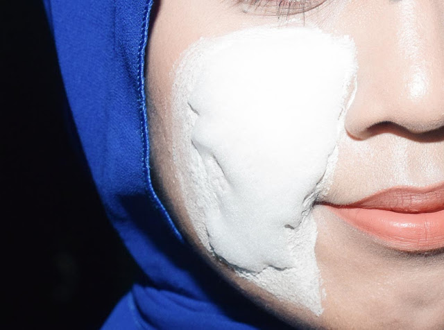 Review : Milk Peel Cream Mask Dari Althea