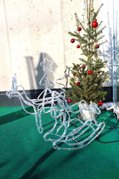 Weihnachtsfiguren für Außen