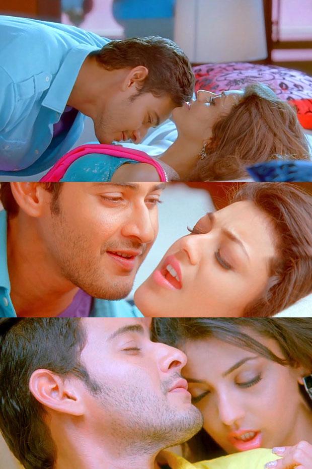 see once: Kajol hot kiss