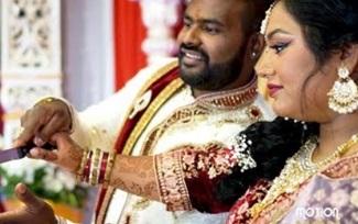 Tamil Reception Wedding Party | Dortmund | Germany | Highlight | Jay Weds Jeeva