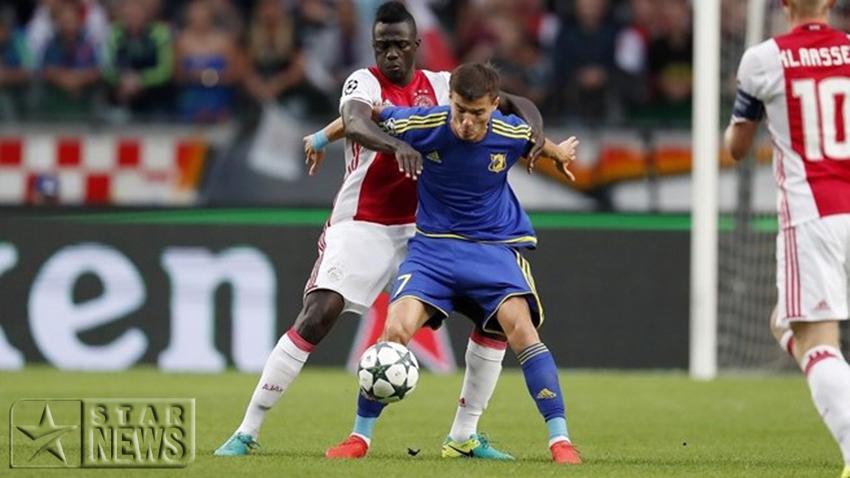 Prediksi Skor FK Rostov vs Ajax