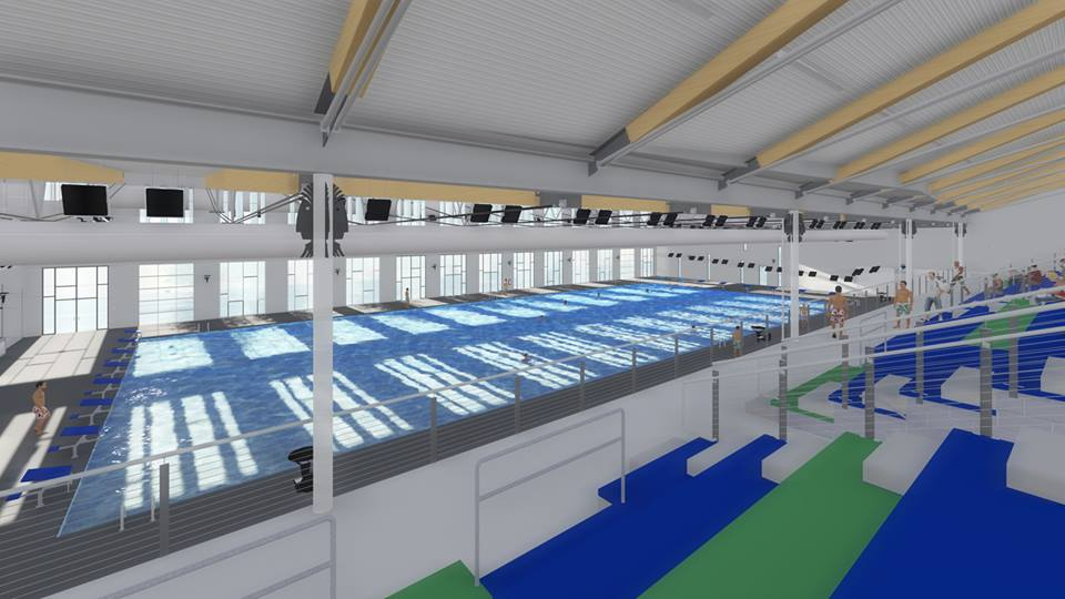 El Paso Development News Take A Look At Planned Westside Pool Facility