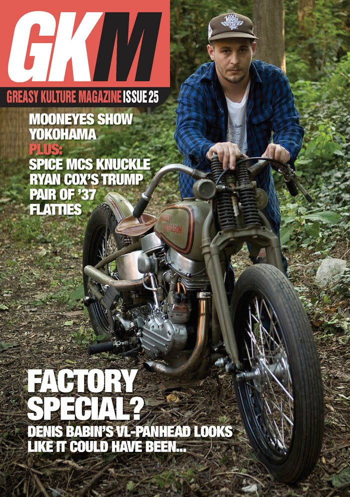6ade94d539f76 Greasy Kulture  The new issue 25... and five years of GKM