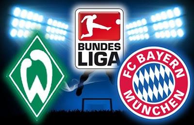 بث مباشر مباراة بايرن ميونخ وفيردر بريمن اليوم