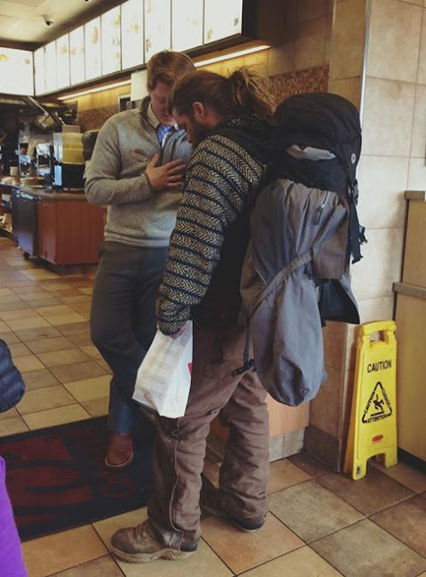 A Homeless Beggar Asked For Scraps of Food And This Manager Said 'No.' You Won't Believe What He Did Instead!