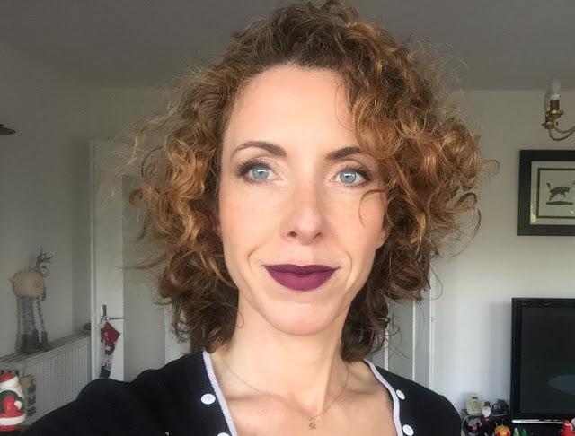 maquillage réalisé avec les produits bh cosmetics