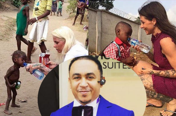 """Freeze blasts RCCG over """"witch boy"""" rescued by Dutch woman"""
