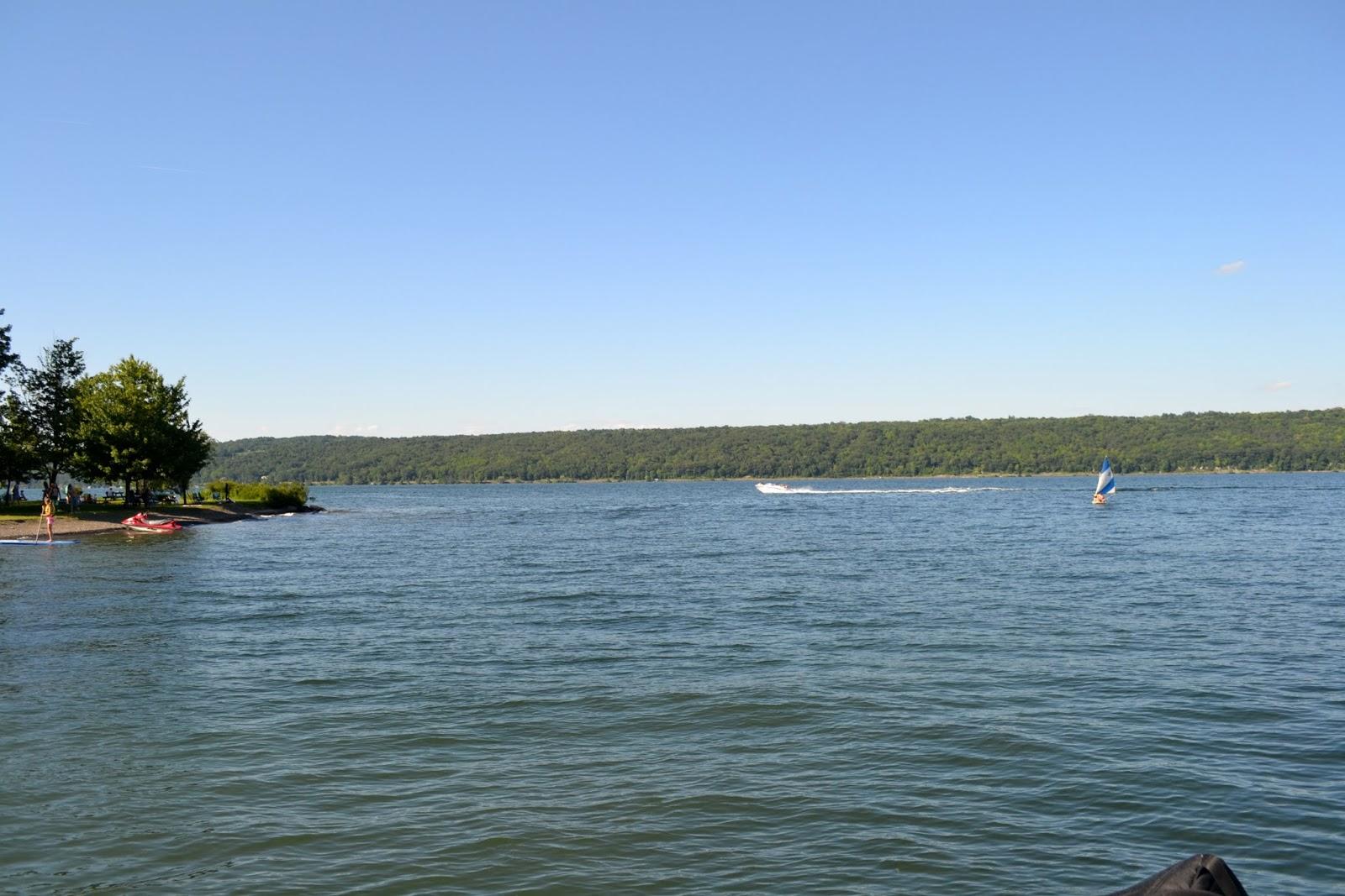 Живописный хайвей Каюга, штат Нью-Йорк (Cayuga Lake Scenic Byway)