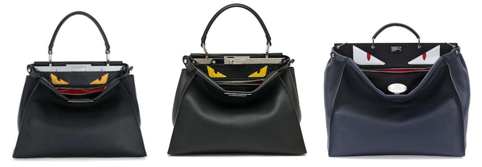 d578cf38a7b1 Would You Carry That Bag  Fendi Peekaboo Bag