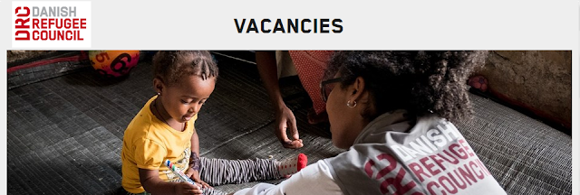 Danish Refugee Council (DRC) Recruitment